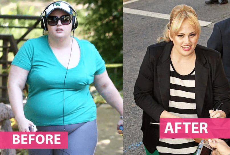 Rebel Wilson  Weight Loss Photo