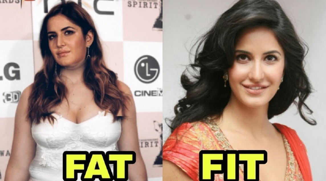 Actress Weight Loss