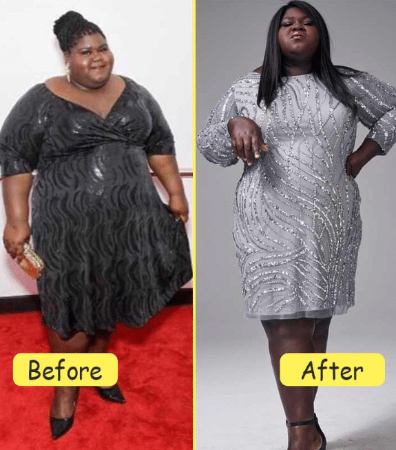 Precious Actress Weight Loss