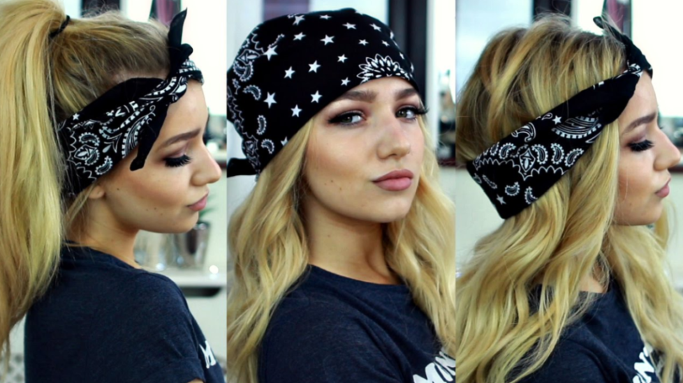 How To Wear A Bandana?