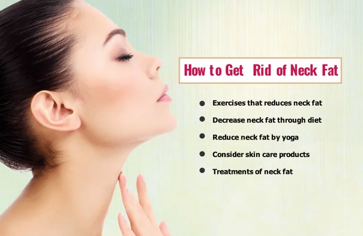 Get Rid Of Double Chin And Neck Fat