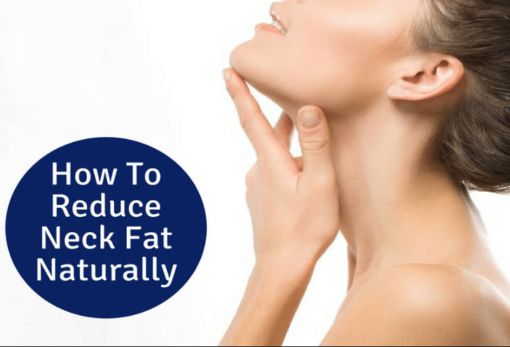 How To Reduce Neck Fat Quickly
