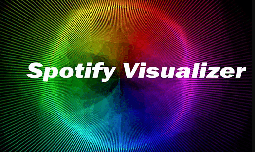 Amazing Spotify Music Visualizer