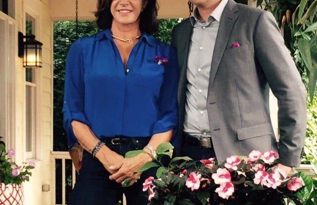 David Visentin & Hilary Farr