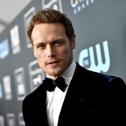 Is Sam Heughan Gay